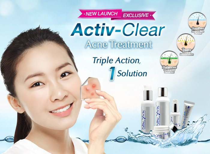 ActivClear Treatment banner